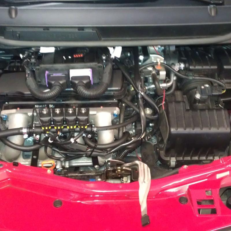 Honda Jazz: Servicios mecánicos de Davial Motor