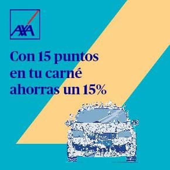 Seguros para coches: Servicios de Mora Hoyos 2006 - AXA