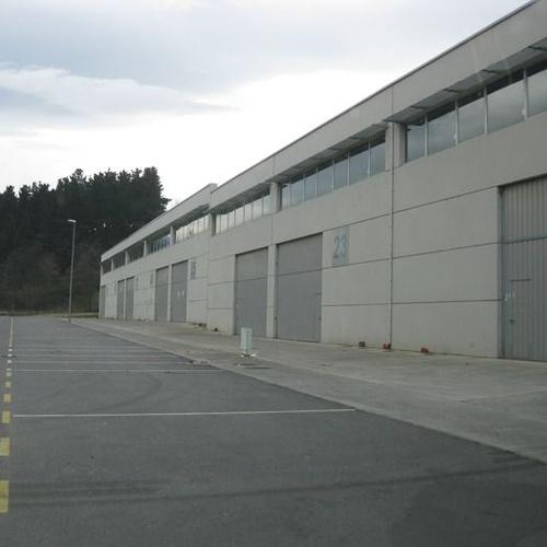 Venta de naves industriales en Bilbao