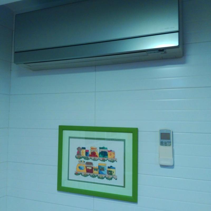 Instalación de aire acondicionado: Servicios de Sab90 Instalaciones