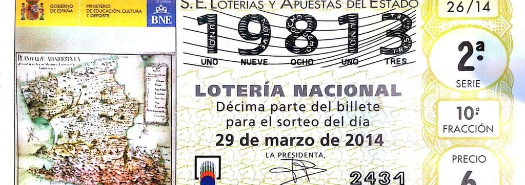 Lotería de navidad en Valencia