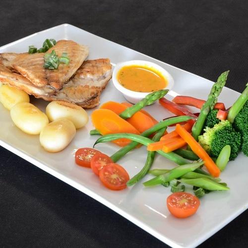 Restaurante de comida mediterránea en La Manga del Mar Menor