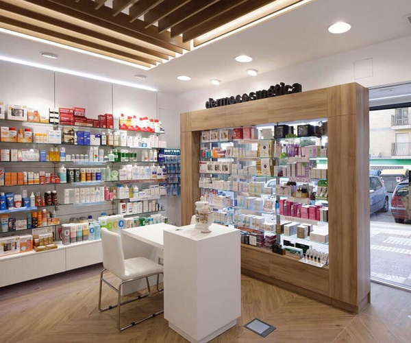 Especialistas en Diseño de Farmacias