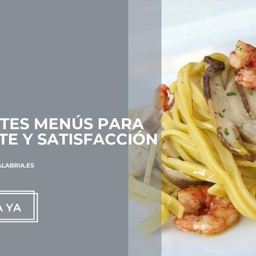 Restaurante italo argentino en Las Palmas | Calabria