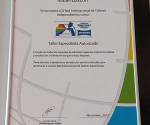 Todos los productos y servicios de Plancha y pintura: Plancha y Pintura Rafael Gascón