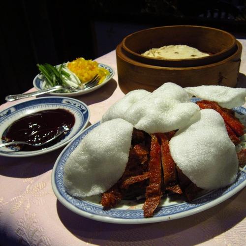 Comida china en Santiago de Compostela