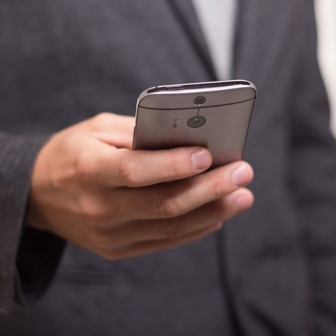 Un móvil de repuesto por si acaso