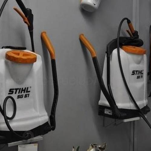 Pulverizadores de mochila Stihl