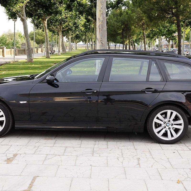 Remolques JOGE-BMW SERIE 3. 320 D TOURING