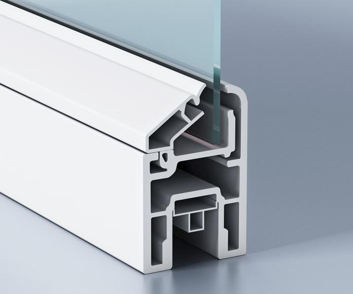 Cámara europea: Servicios de Cañibano Aluminio y PVC