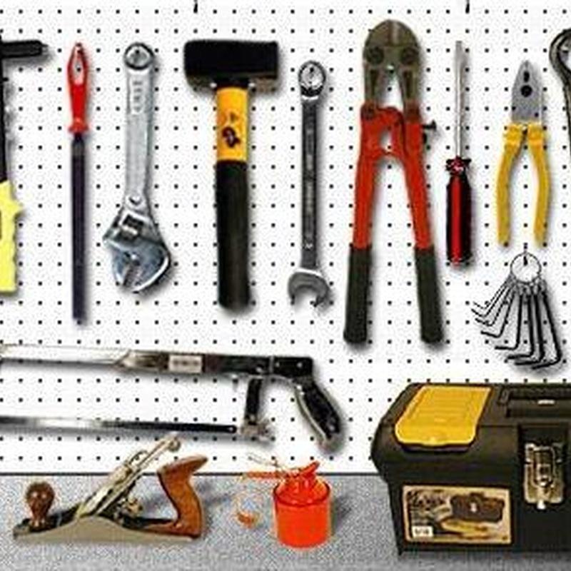 Herramientas: Productos de OH Brico