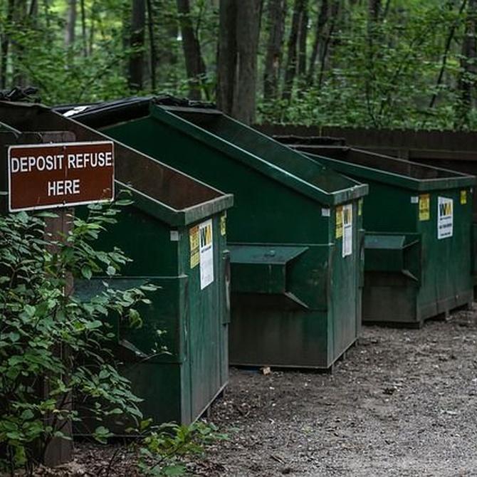 Reducir, reutilizar, reciclar y recuperar