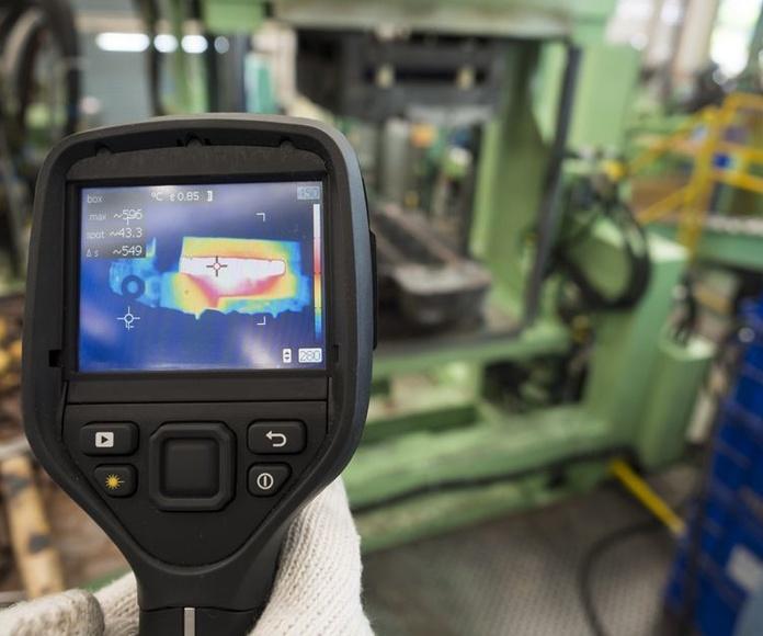 Informes termográficos: Servicios de peritaje de R&M Gabinete Técnico