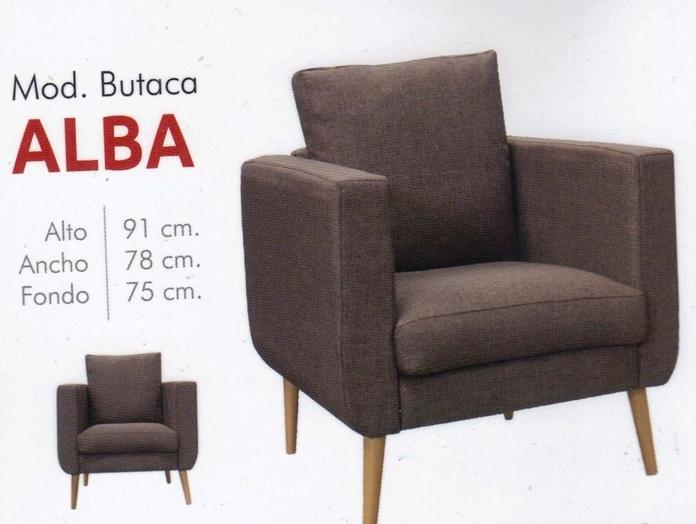 Butaca Alba: Productos y servicios de Ahorra Mobel