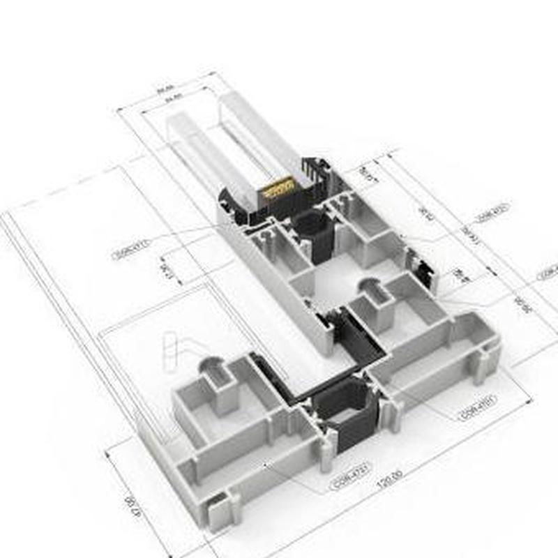 COR - 4700 R.P.T.: Productos de Aluminios Quatro