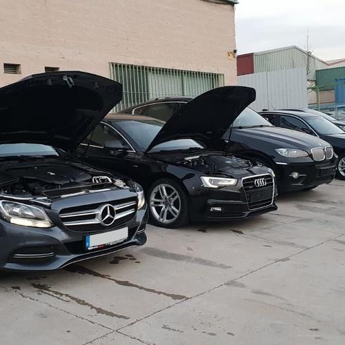 Financiación de vehículos en Mejorada del Campo