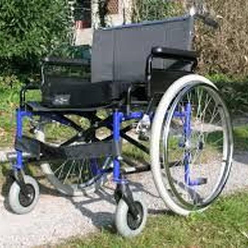 Sillas de ruedas infantil: Productos  de Grupo Ortopedia Mayor