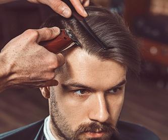 Corte y peinado clásico: Servicios de Barbershop Dreams Madrid