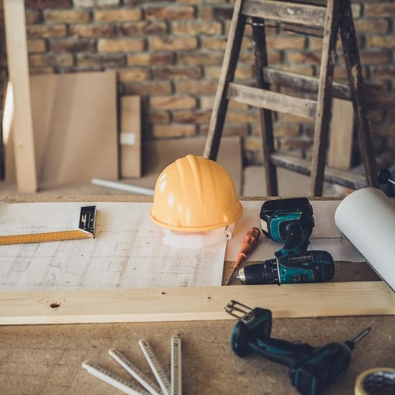 Construcción de chalets: Servicios de URVI SISTEMAS Y ESTRUCTURAS