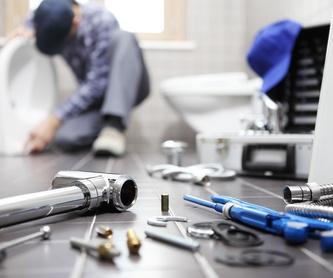 Servicio mantenimiento 24 horas: Servicios de Fontanería Rey
