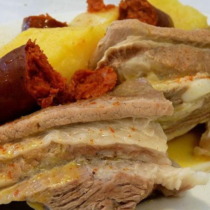 Historia de la carne o caldeiro, la receta gallega más tradicional