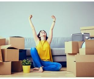 Ordena tu futuro hogar aprovechando la mudanza