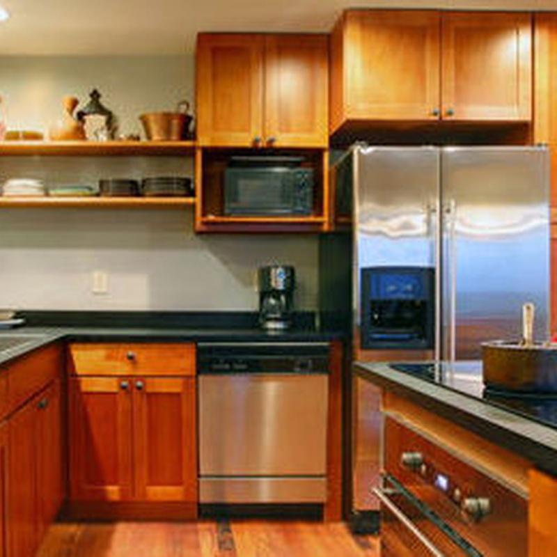 Cocinas de madera: Catálogo de Cocinas Larra