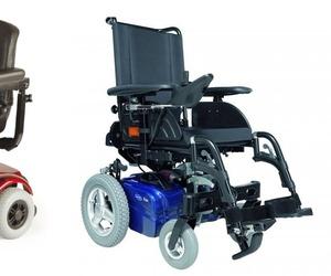 Sillas de ruedas electrónicas