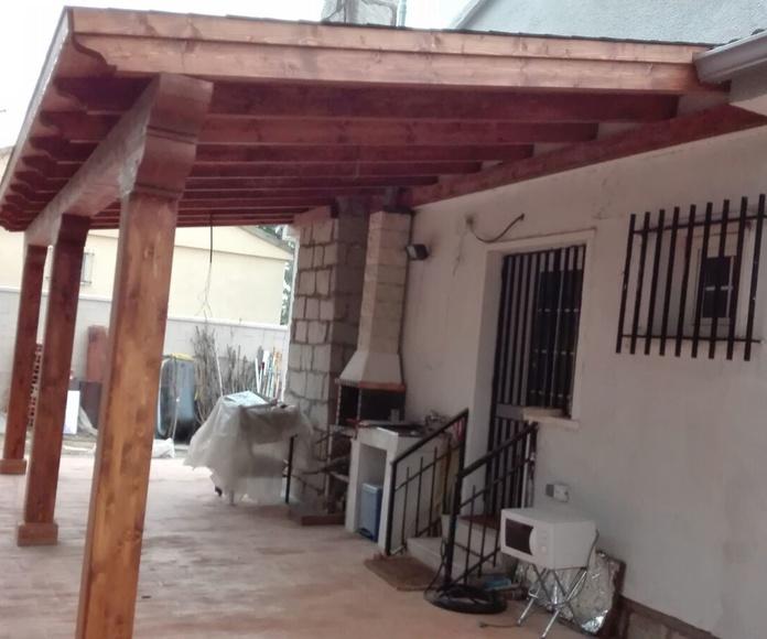 Porches: Productos y servicios de Semasa