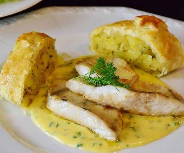 Menú fin de semana: Servicios de Cafetería Restaurante El Asturiano