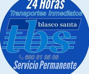 Transporte Urgente Servicio 24h 680813508