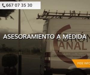 Instalación de canalones en Lugo | Cedrón Canal