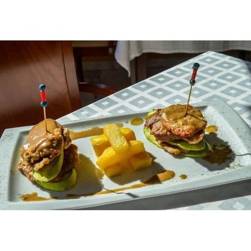 Nuestras carnes: Platos de Restaurante La Sartén
