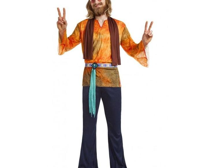 Disfraces hippies Adultos: Catálogo de Quimera