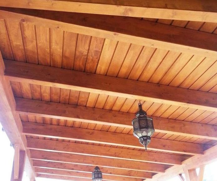 Pérgolas de madera: Proyectos realizados de Hogar Dulce Hogar