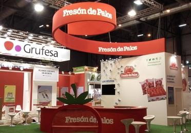DECORACIÓN GRÁFICA DE STANDS