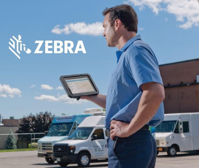 Zebra ET50/ET55 in Outdoor Vehicles