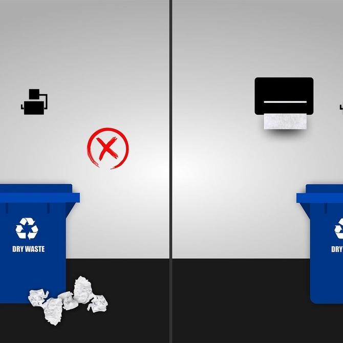 Razones para apostar por el papel reciclado