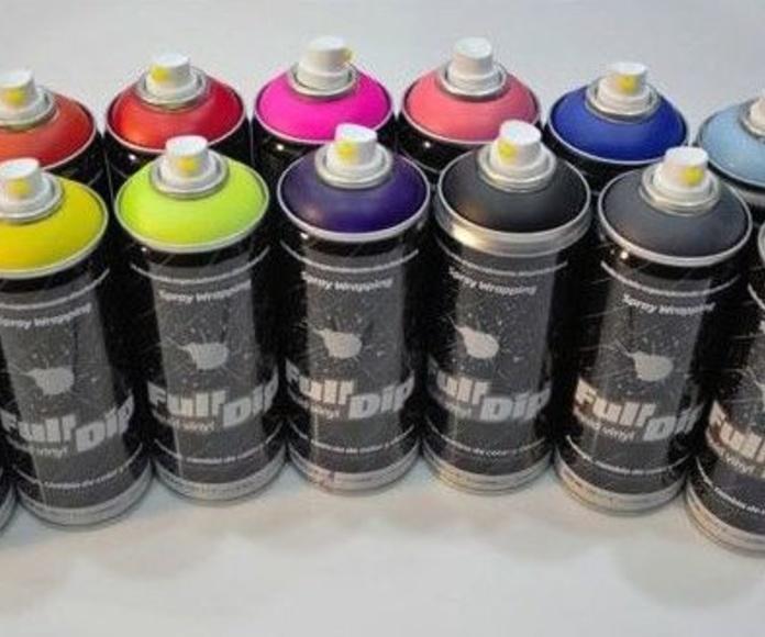 Gran variedad de colores y posibilidades
