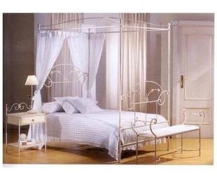 Muebles de forja: dormitorios de forja