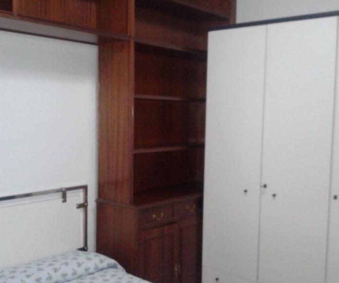 Interiores grandes: Habitaciones de Ntra. Sra. Del Pilar