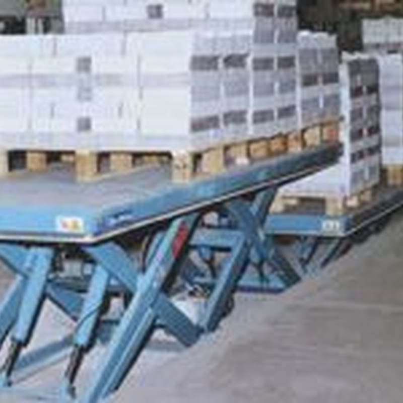 Elevadores mesa-tijera: Productos y servicios de TOT ELEVACIÓ