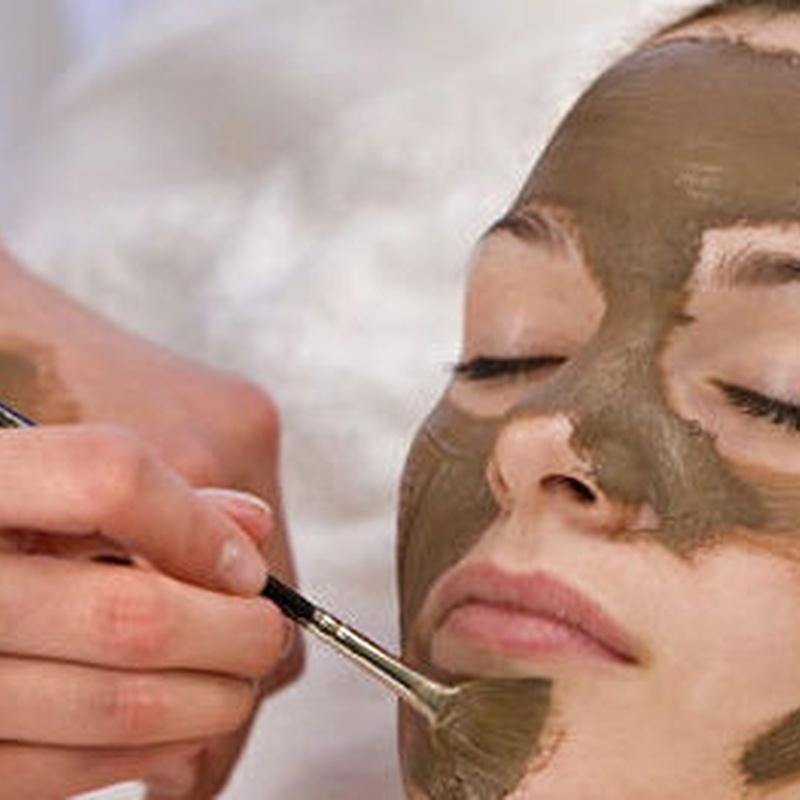 Tratamientos faciales: Servicios de Salón de Peluquería y Estética Stimage