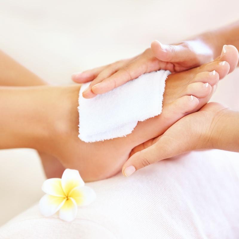 Belleza del pie: Servicios de Salón de Belleza Sukaro