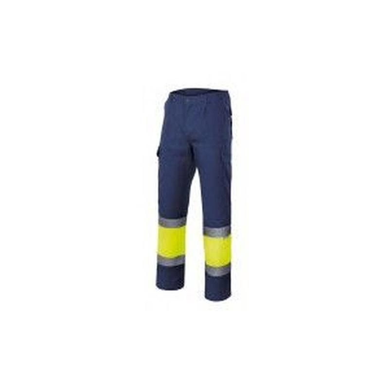 Serie 156 / Pantalón forrado bicolor alta visibilidad: Nuestros productos  de ProlaborMadrid
