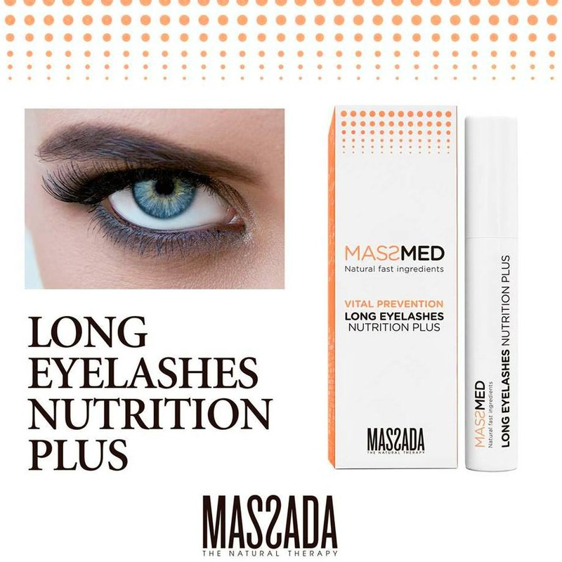 Massada Long Eyelashes