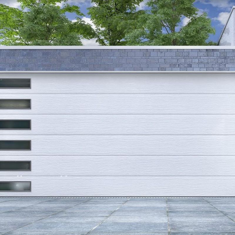 Adaptación de puertas de garaje a normativa: Servicios de Elevasistem