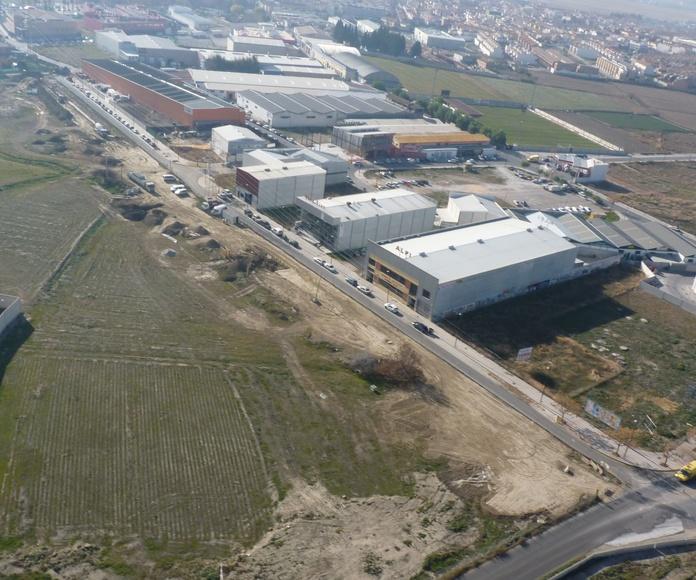 Fotos aereas Eben-Ezer