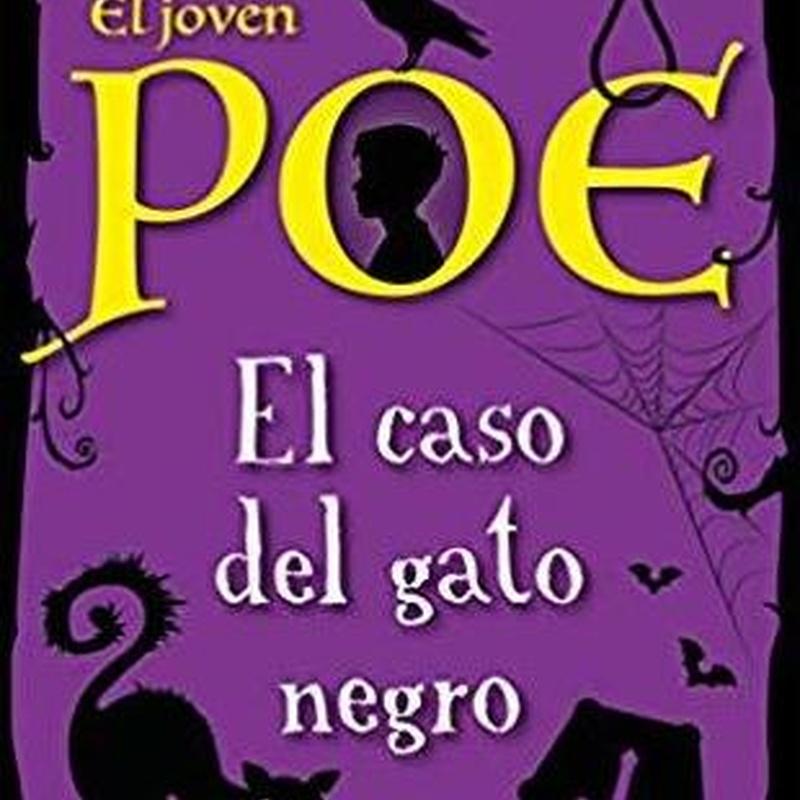 EL JOVEN POE: El Bosque de las Palabras de Librería Infantil El Hada Lucía