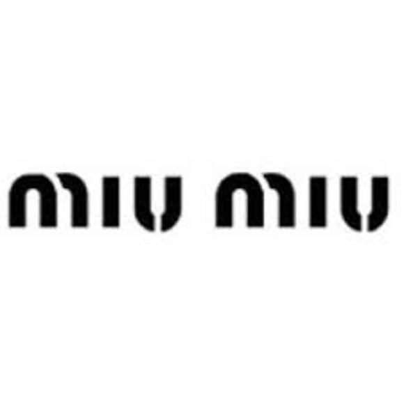 MIU MIU: Catálogo de Echegoyen